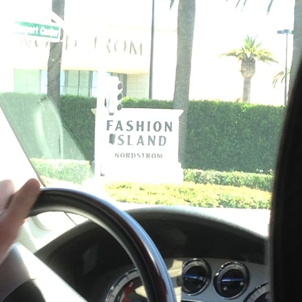 Photo taken at Fashion Island by Majd A. on 6/21/2013