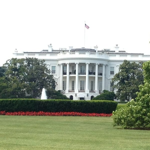 Photo taken at The White House by Stella C. on 5/29/2013