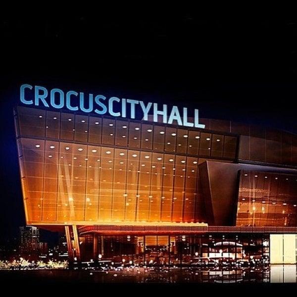 Крокус Сити Холл / Crocus City