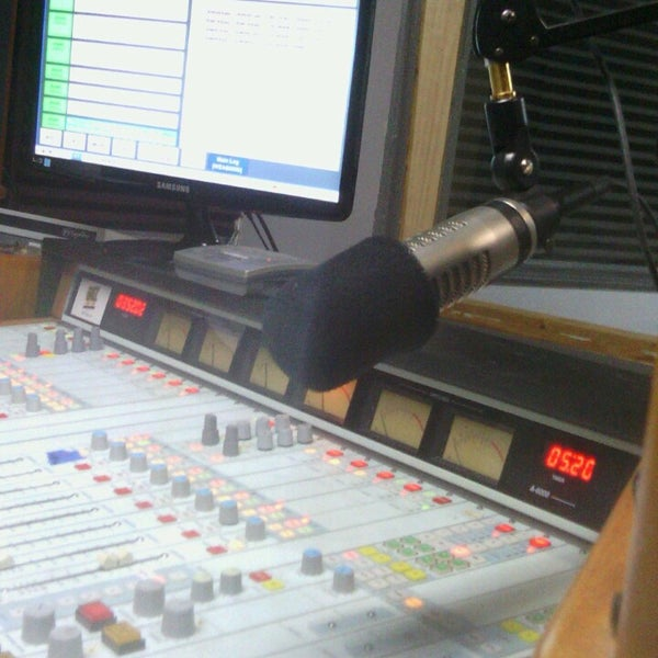 Photo taken at WMCU/WKAT/WZAB Radio by SocialMedia305 on 5/2/2013