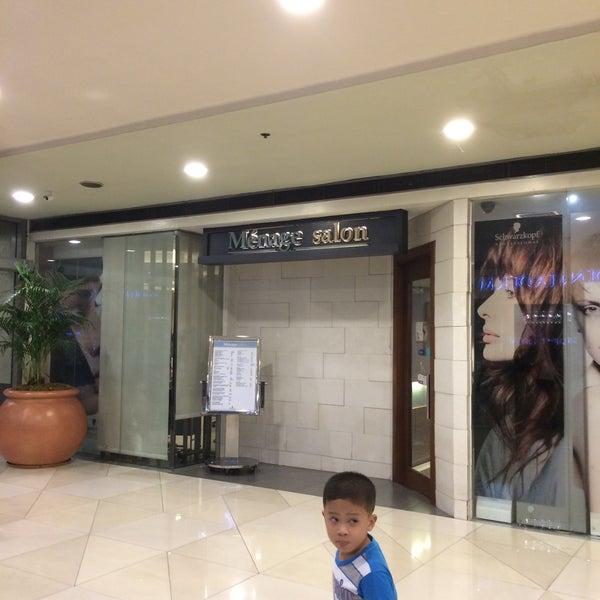 Menage salon bagong pag asa 1 f trinoma mall for Menage salon