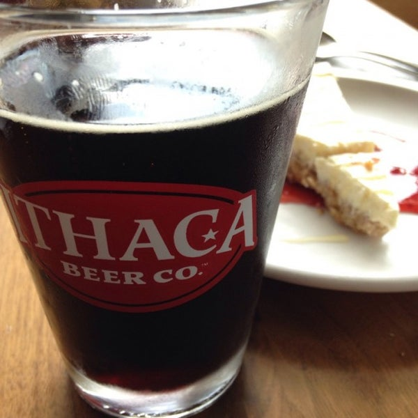 Photo taken at Ithaca Beer Co. Taproom by Stephen I. on 7/13/2016