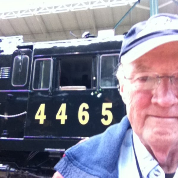 Photo taken at Railroad Museum of Pennsylvania by Mike C. on 4/2/2014
