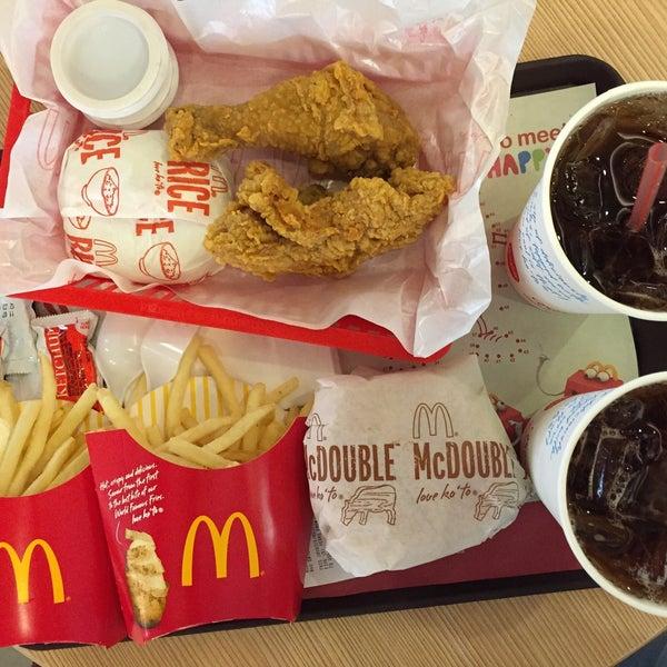 Photo taken at McDonald's by Jon T. on 4/3/2016