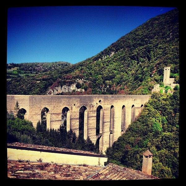 Photo taken at Ponte Delle Torri by Hendrik K. on 5/13/2013
