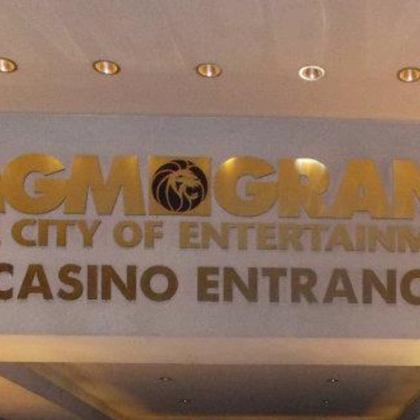 Photo taken at MGM Grand Hotel & Casino by Joel M. on 7/10/2014