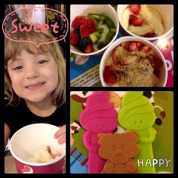 Photo taken at Menchies by Vanessa S. on 9/1/2013