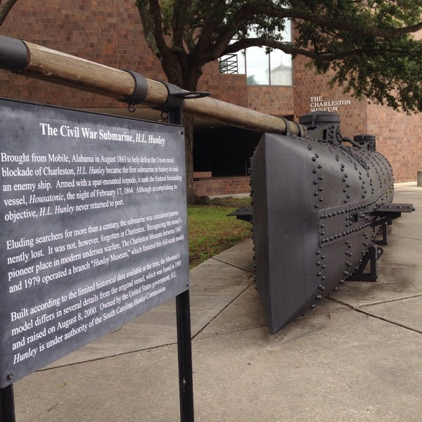 Photo taken at The Charleston Museum by May E. on 8/4/2014