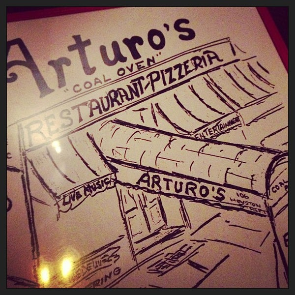 Photo taken at Arturo's Restaurant by Cari B. on 5/18/2013