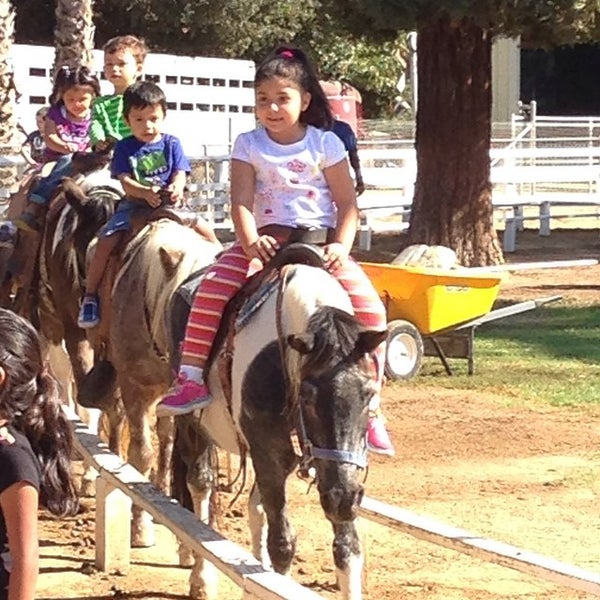 Photo taken at Griffith Park Pony Rides by Anzhela S. on 9/22/2014