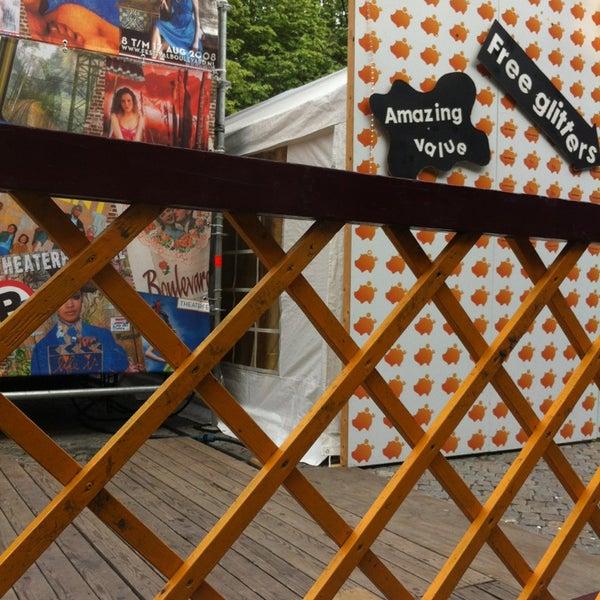 Photo taken at Festivalplein Theaterfestival Boulevard by Pien on 8/5/2013