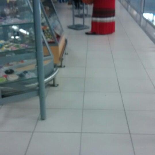 Photo taken at Supermercados Nazaré by Iris L. on 7/8/2014