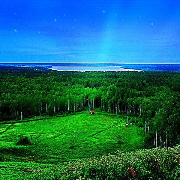 Снимок сделан в Красное озеро пользователем Дмитрий С. 6/17/2013