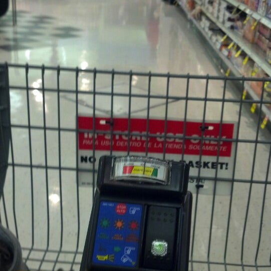 Photo taken at Meijer by Rachel W. on 6/1/2013