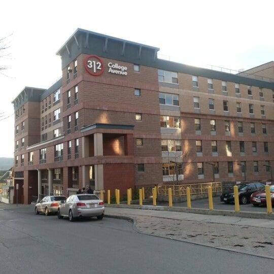 Photo taken at Cornell University by John M. on 12/12/2012