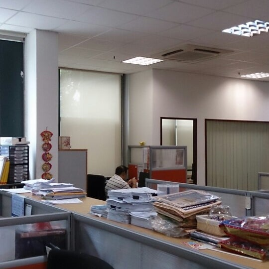 Photo taken at LEWA PTE LTD by Amos on 4/3/2013