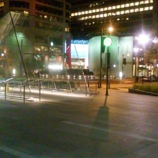 Photo taken at SEPTA: 15th Street Station (MFL/TRL) by Eni O. on 10/22/2014