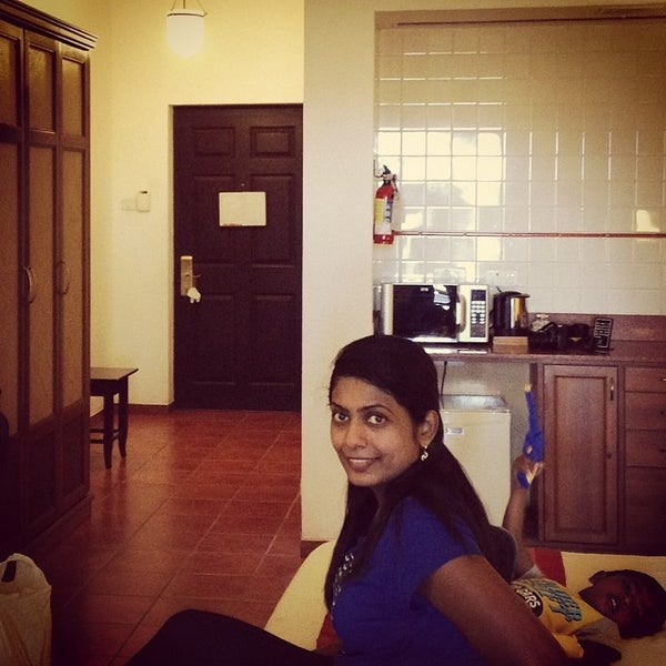 Photo taken at Club Mahindra Madikeri, Coorg by Lawrence P. on 3/29/2014