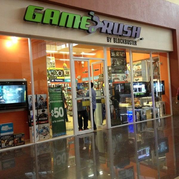 gamerush
