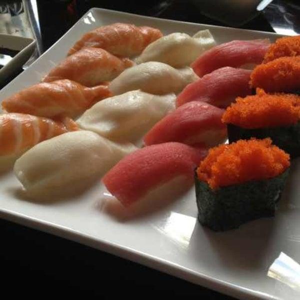 Wasabi Cafe Buffet Menu