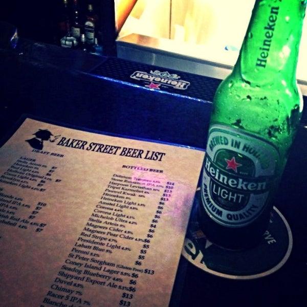 Photo taken at Baker Street Pub by Teri R. on 6/12/2014