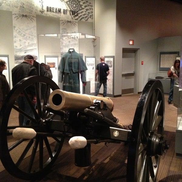 Photo taken at Minnesota History Center by Cheryl P. on 3/23/2013