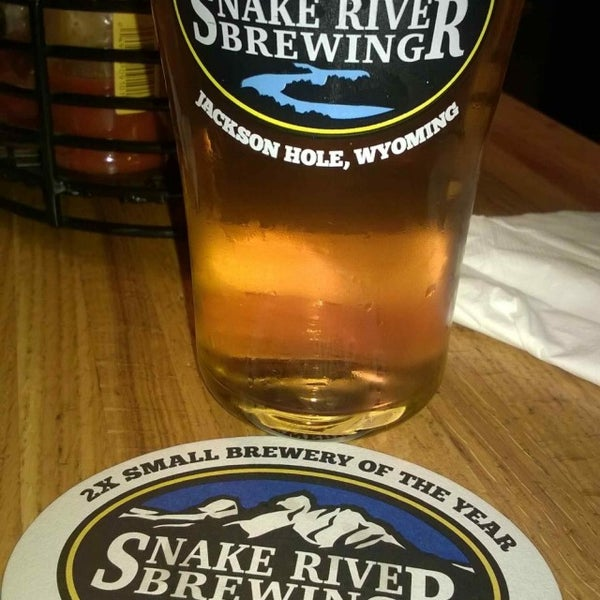 Photo taken at Snake River Brewery & Restaurant by Larissa T. on 2/21/2015