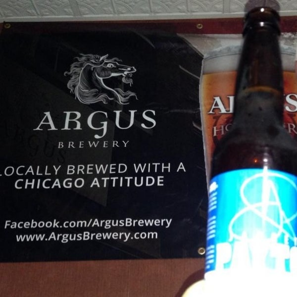 Photo taken at Argus Brewery by Beer J. on 10/19/2013