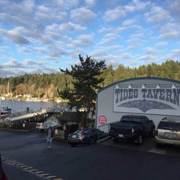 Photo taken at Gig Harbor Waterfront by J on 12/31/2016