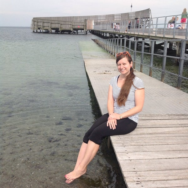 Photo taken at Amager by Petra C. on 6/28/2014