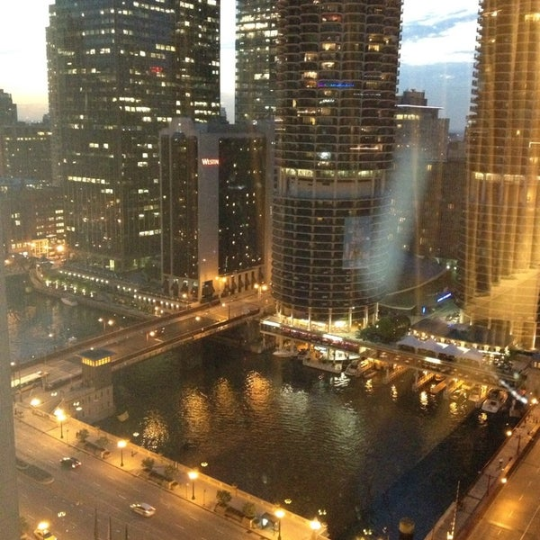 Photo taken at theWit Chicago - A DoubleTree by Hilton Hotel by Joanne B. on 6/12/2013