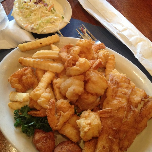 Photo taken at Corky Bell's Seafood by April W. on 5/4/2013