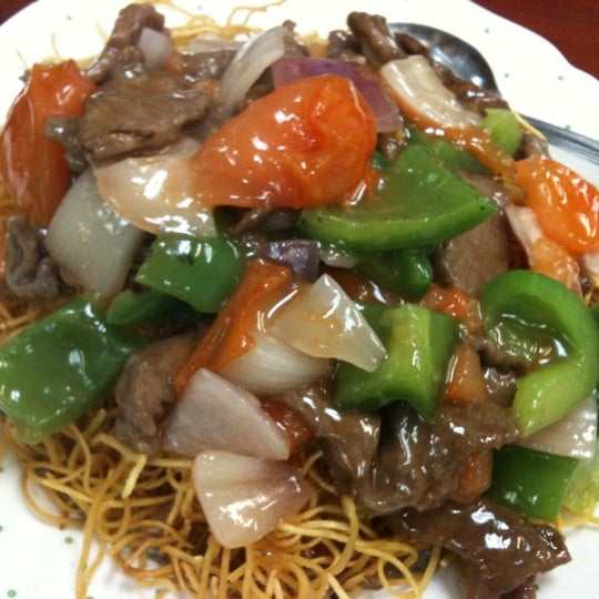 Photo taken at Joy Hing B.B.Q. Noodle House by Bkwm J. on 2/27/2011