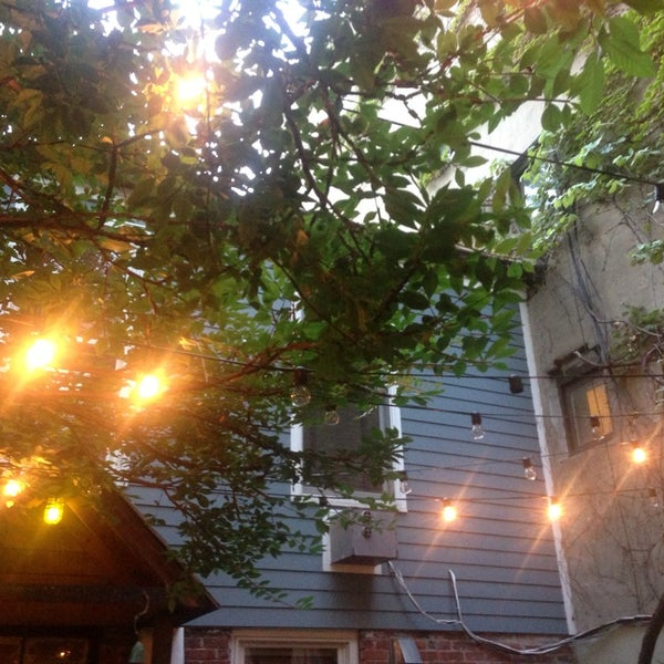 Photo taken at Vinegar Hill House by Kevin K. on 6/30/2013