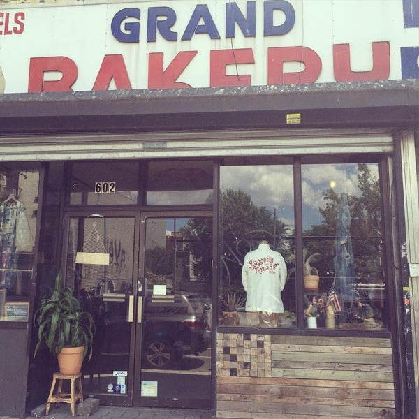 Grand St Bakery Boutique In East Williamsburg
