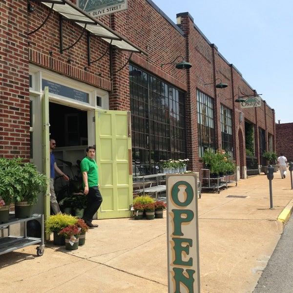 Cafe Osage Central West End St Louis Mo