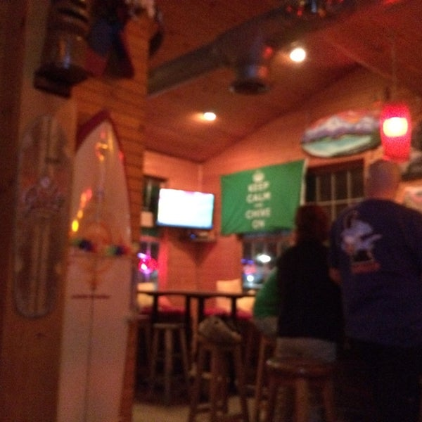Photo taken at The Big Chill Surf Cantina by Ty W. on 10/28/2014