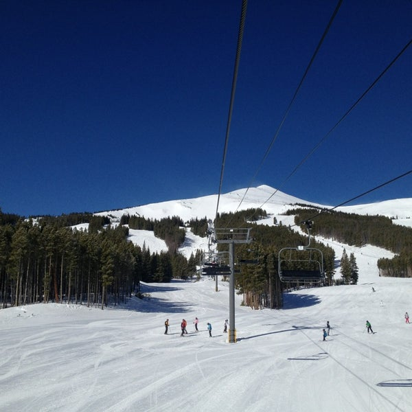Photo taken at Breckenridge Ski Resort by William R. on 3/31/2013