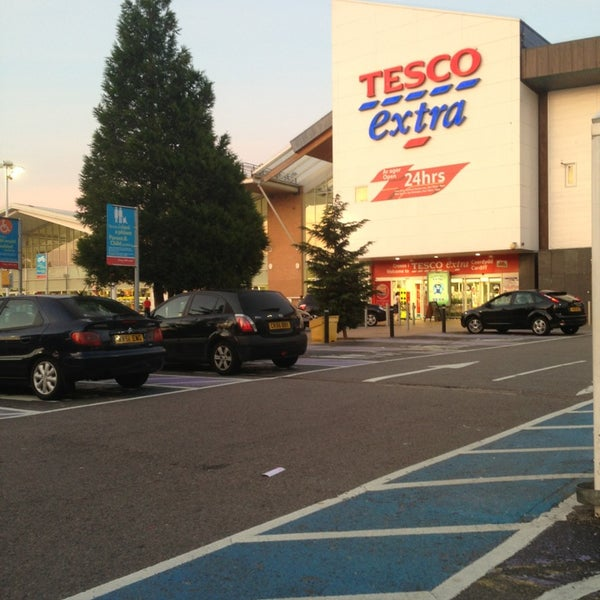 Tesco store locator and opening times