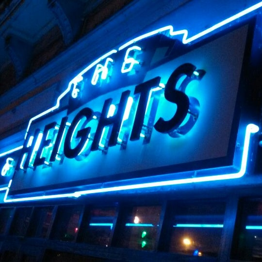 Photo taken at The Heights Bar & Grill by John L. on 5/1/2013