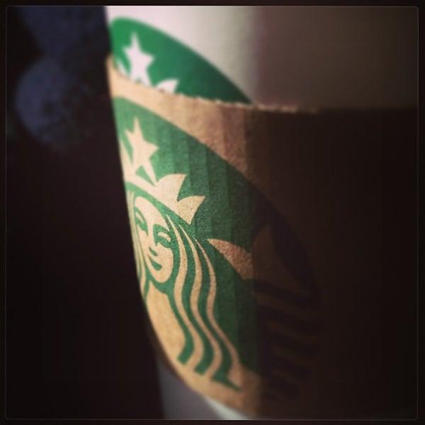 Photo taken at Starbucks by Travis C. on 1/11/2013