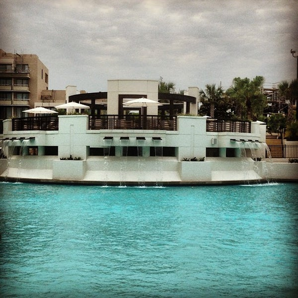 Photo taken at Marriott World Center Pool by Songza Music on 5/13/2013