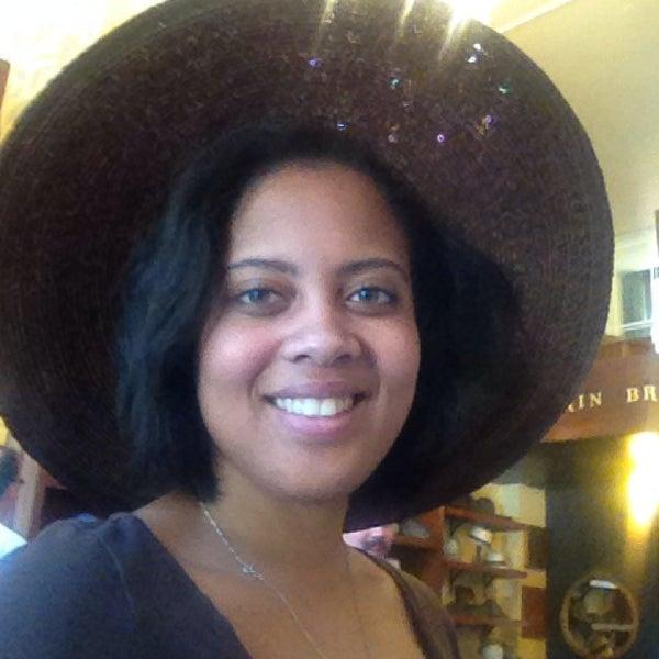 Photo taken at Goorin Bros. Hat Shop by Jasmine L. on 5/11/2014