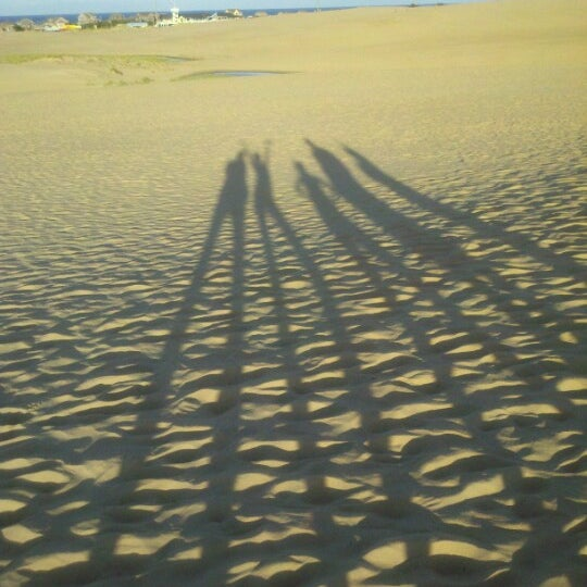 Photo taken at Jockey's Ridge State Park by Jenn B. on 8/4/2012