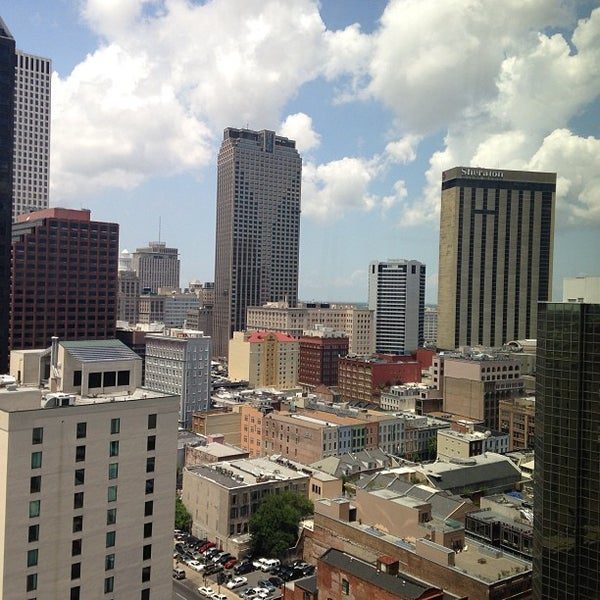 Photo taken at Loews New Orleans Hotel by Pamela Y. on 4/29/2013