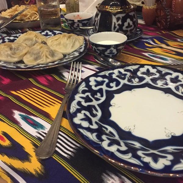 Photo taken at Gulnaz Cafe by Farah K. on 10/31/2015