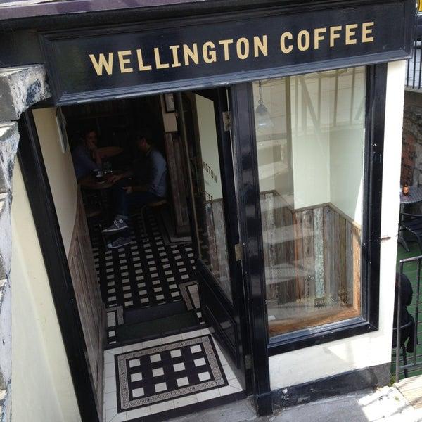 Cozy Cake Shop Wellington
