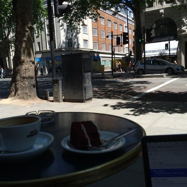 Photo taken at Caffè Nero by K Ł. on 7/3/2014