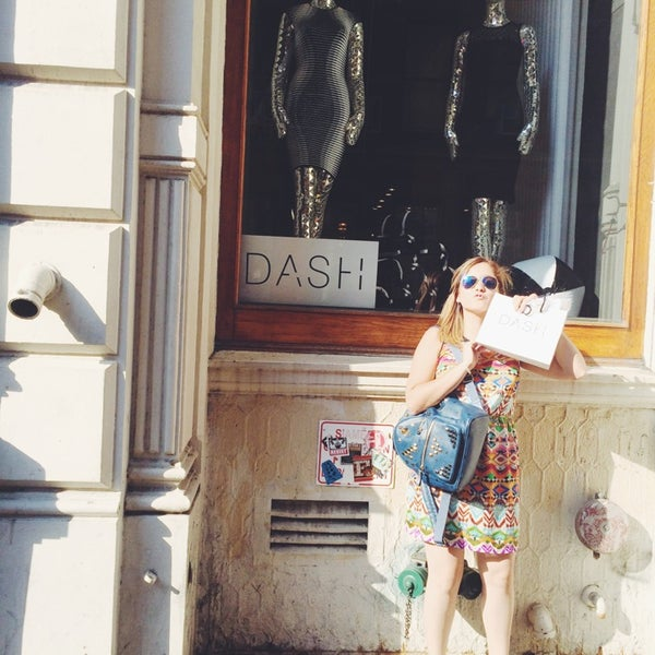 Photo taken at Dash NYC by Paulette A. on 7/27/2014