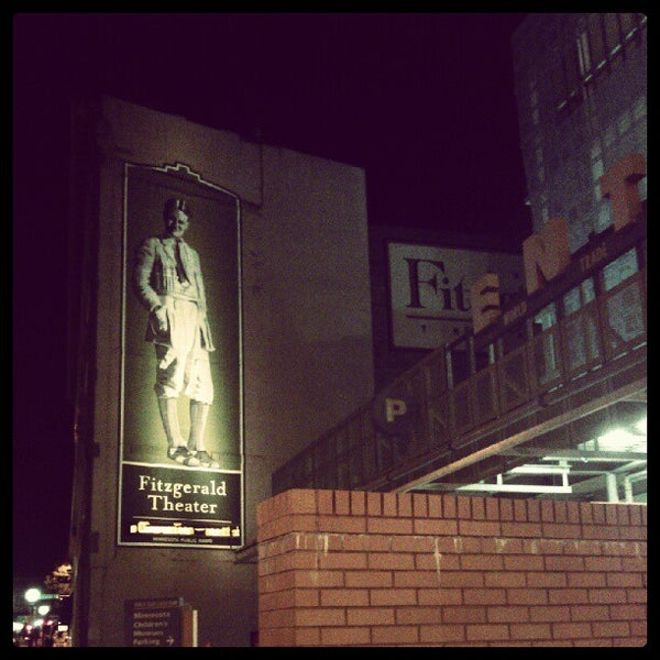 Photo taken at Fitzgerald Theater by Nicole G. on 9/20/2012
